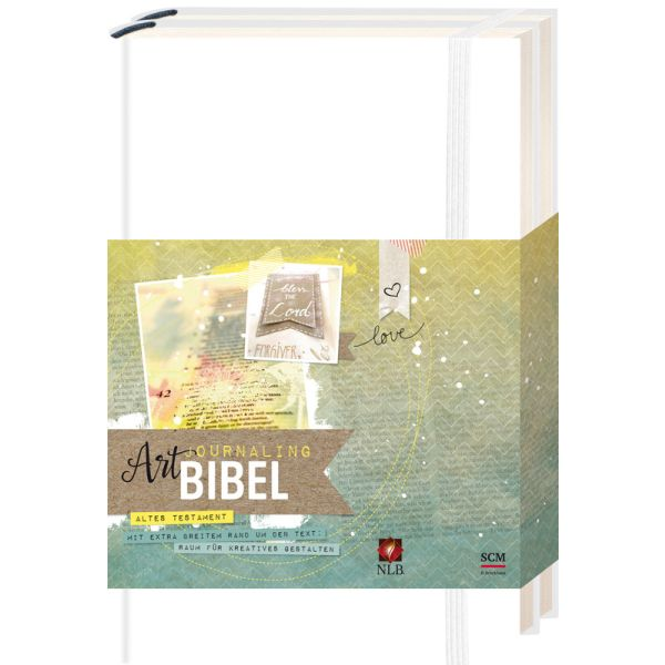 NLB Art Journaling Bibel - Paket AT und NT