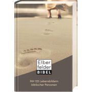 Elberfelder Bibel mit 125 Lebensbildern biblischer Personen