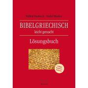 Bibelgriechisch leichtgemacht - Lösungsheft
