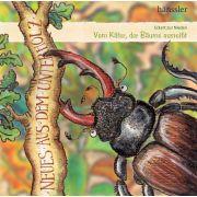 Neues aus dem Unterholz: Vom Käfer der Bäume ausreißt