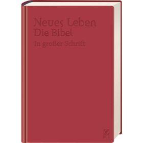 Neues Leben. Die Bibel in großer Schrift, ital. Kunstleder