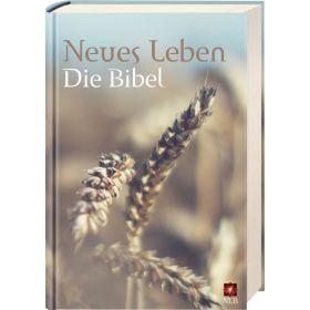 """Neues Leben. Die Bibel. Standardausgabe Motiv """"Weizen"""""""