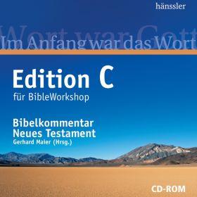 Edition C Bibelkommentar NT für BibleWorkshop