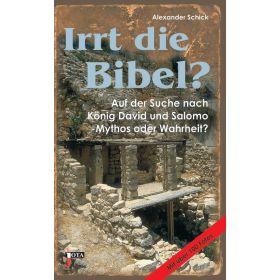 Irrt die Bibel?